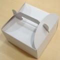 5吋白色手挽盒