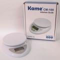 Kame電子磅(CM-100)