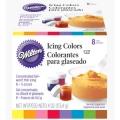 Wilton食用8色色膏套裝(601-5577)