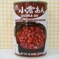 北海道罐裝紅豆蓉 400g